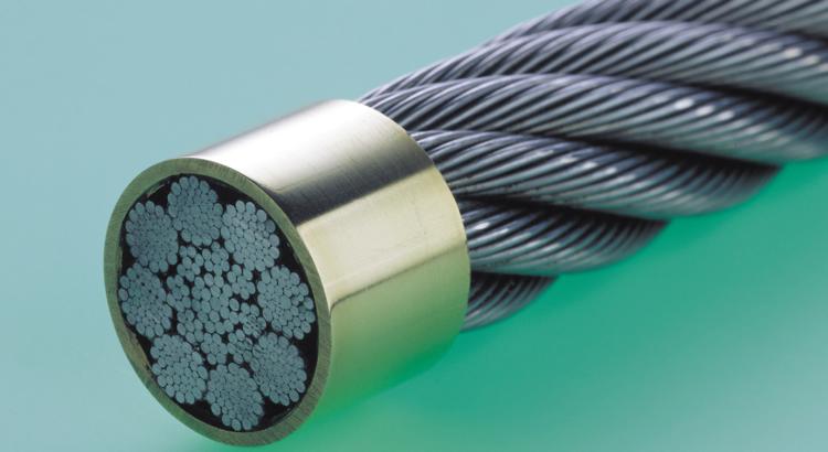 Acheter Câbles en acier clair