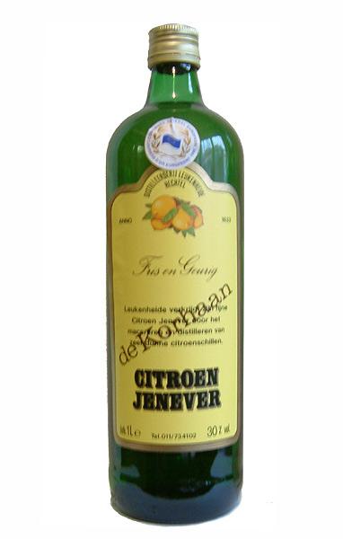 Acheter Gin lemon