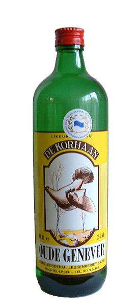 Acheter Le coq de bruyère Old Gin 35%