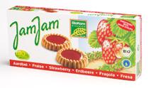 Acheter Biscuits garnis JamJam Fraises