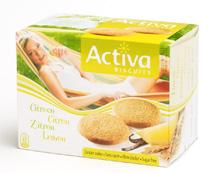 Acheter Biscuits Activa Citron