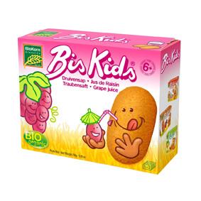 Acheter Biscuits pour enfants BisKids Grape Juice