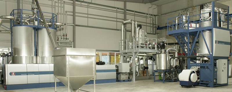 Acheter Machines de recyclage de matières plastiques Starlinger Recycling