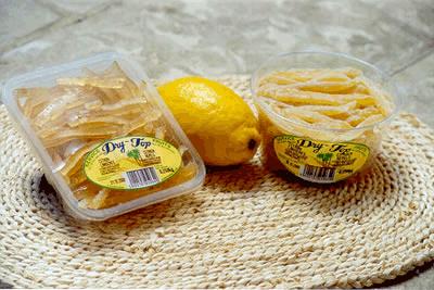 Acheter Citrons Lanières
