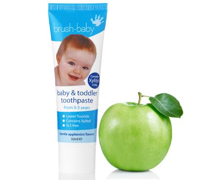 Acheter Dentifrice pour bébé