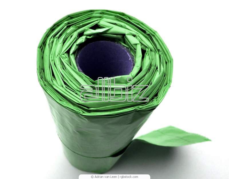 Acheter Sacs poubelle PEHD en rouleaux