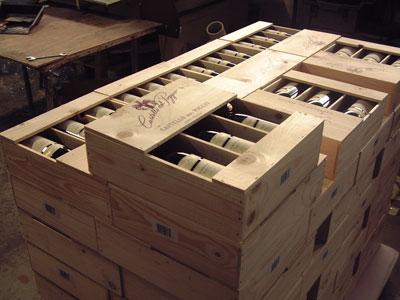 Acheter Les caisses à vin