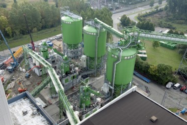 Acheter Installation for milling and injection of wood pellets
