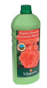 Acheter Engrais liquide GERANIUM 1 l - 1 l