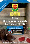 Acheter Anti-nuisibles contre rats et souris Radikal – Pâte Rats et Souris