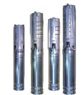 Acheter Pompes immergées WPS 4'' à pression constante