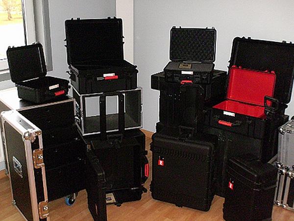Acheter Flight cases pour l'équipement