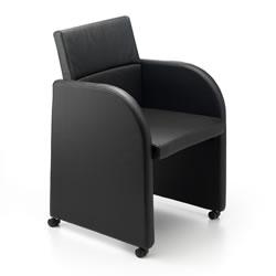 Acheter Chaise de conférence avec accoudoirs Club TM35