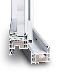 Acheter Portes et fenêtres en PVC - Serie 3000