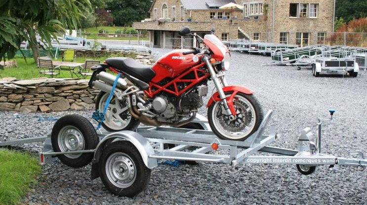 Acheter Remorque Moto - Porte Motos