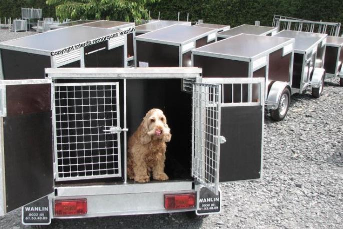 Acheter Remorque chiens