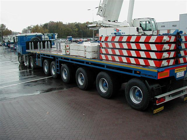 Acheter Semi-remorque Cargomax