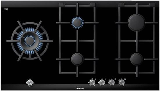 table de cuisson à gaz - vitrocéramique, 90 cm er926sb90d for sale