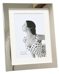 Acheter Рhoto frame silver with white mount for 1 picture S58MK5 P1