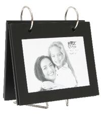 Acheter Photo folder in wood, black S65SN4