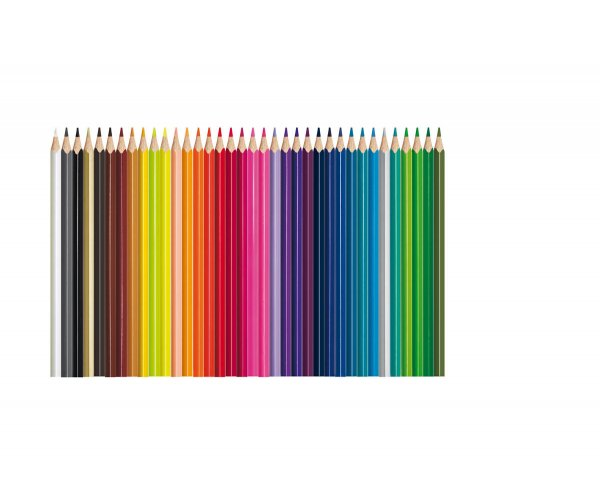 Crayons de Couleur Maped Color'Peps
