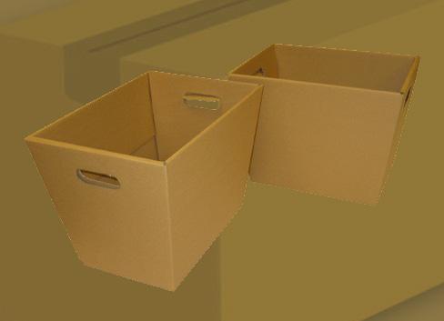 Acheter Boîte américaine avec découpe