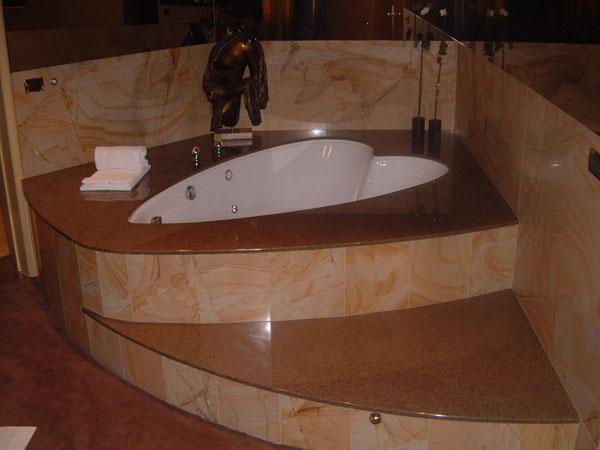 Acheter Stone baths and sinks