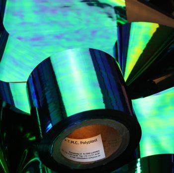 Acheter Rainbow iridescent film