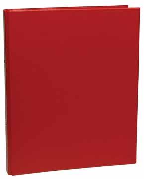 Acheter Classeur à anneaux 2 anneaux de 26 mm, rouge