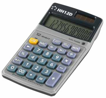 Acheter Calculatrice de poche HH12D 5Star