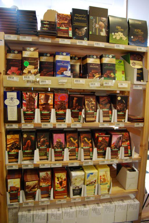 Acheter Chocolats