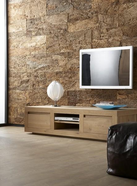 Acheter Meuble TV en chêne design ethnicraft