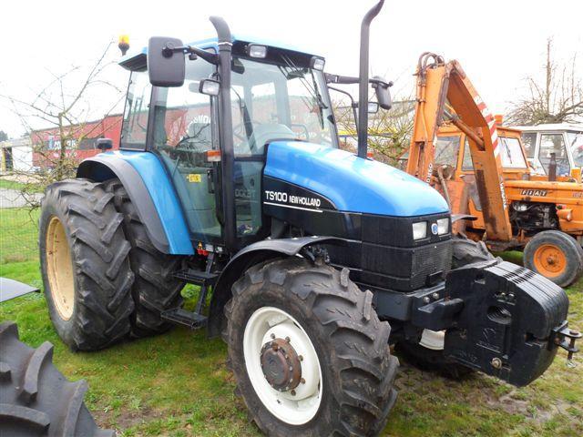 Acheter Tracteurs New Holland