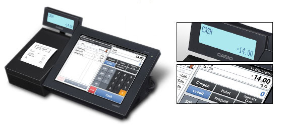 Acheter Système d'encaissement Casio VX-100