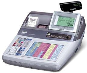 Acheter Caisse enregistreuse électronique Casio TE-4000F