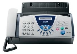 Fax papier normal Brother fax-T104