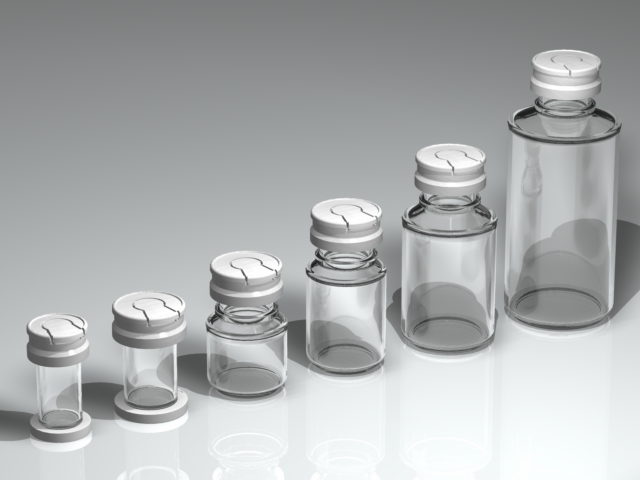 Acheter Ready-to-Fill Closed Vials