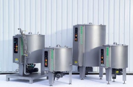 Acheter Melting and Mixing Kettle