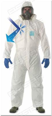 Acheter Combinaison Microgard 2000 сomfort type 5+6 blanc L