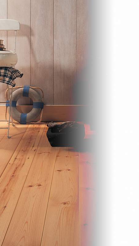 Wooden Floors- Economy Collection