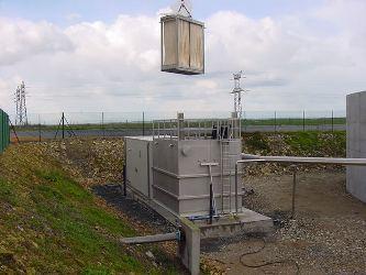 Acheter Système épuratoire complet de 250 à 2000 eh Biomax