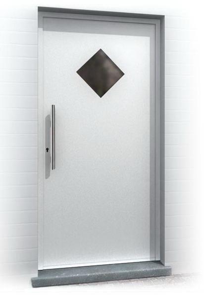 Acheter Porte Presence pvc Basic 8019
