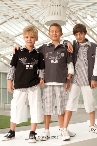 Acheter Vêtements pour les garçons