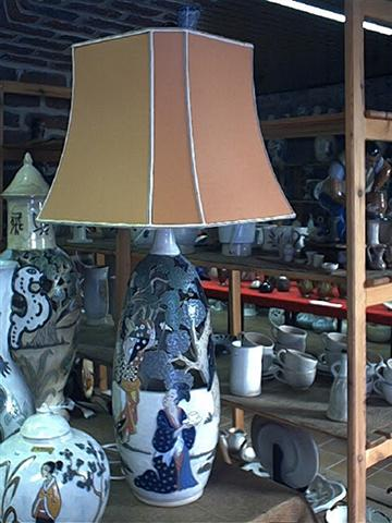 Acheter Lampe japonaise