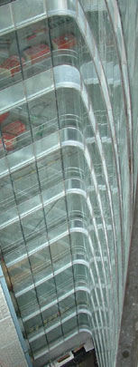 Acheter Curved Insulated Glass