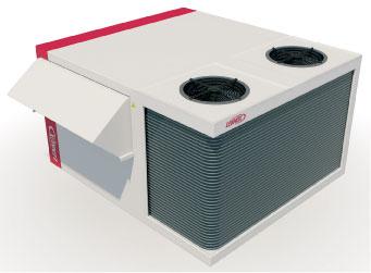 Acheter Unité autonome de climatisation en toiture Baltic R410A
