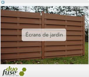Beautiful Ecran De Jardin Belgique Contemporary - Design Trends 2017 ...