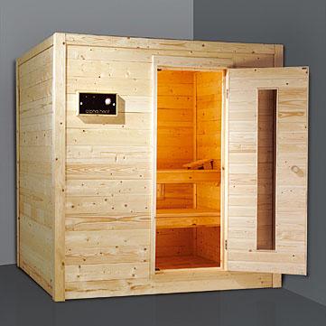Acheter Sauna massif Lafiness MODÈLE 2