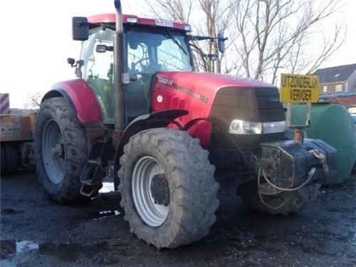 Acheter Tracteur 140-199CV case IH Puma 180 multicontroller