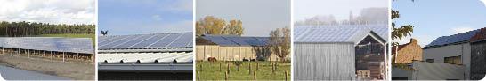 Acheter La combinaison des panneaux isolés et les modules photovoltaïques